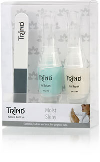 Trind Moist & Shiny Kit